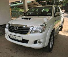 Toyota Hilux Vigo Champ 2015