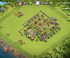 clash of clans base TH7