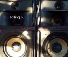Jamo 200 Professional 3 way speaker System