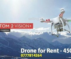 DJI Phantom 2 RENT