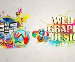 graphic and web designing services.