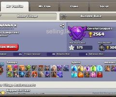 Town Hall 10 for sell
