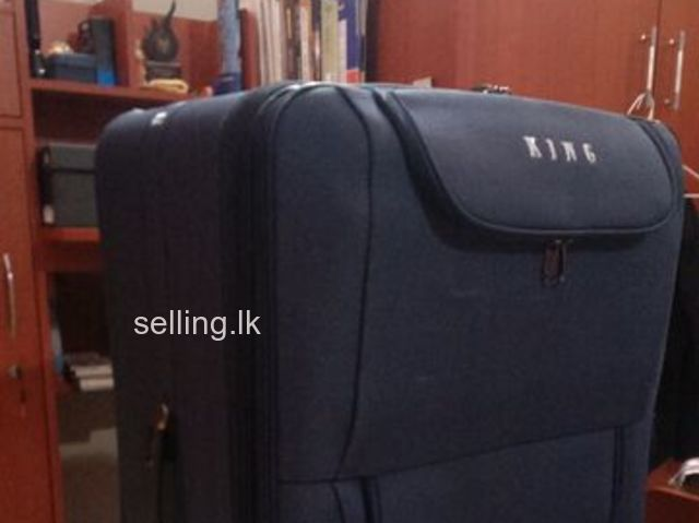 brand new travelling luggage