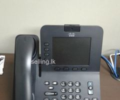 Used Telephone Units (CISCO)