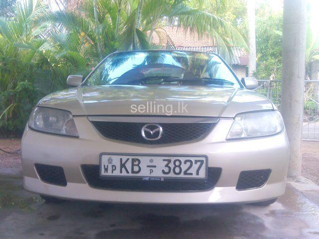 mazda familia bj5p 323 boralesgamuwa selling lk cars property rh selling lk