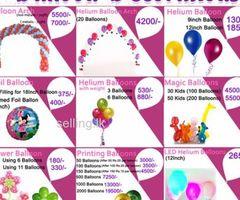 Balloon Decorations By KIDS JUMP 4 JOY