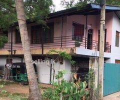 A house and 14 perches land . Chilaw
