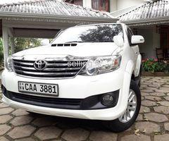 Toyota fortune