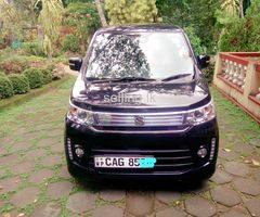 SUZUKI WAGON R STINGRAY 2014