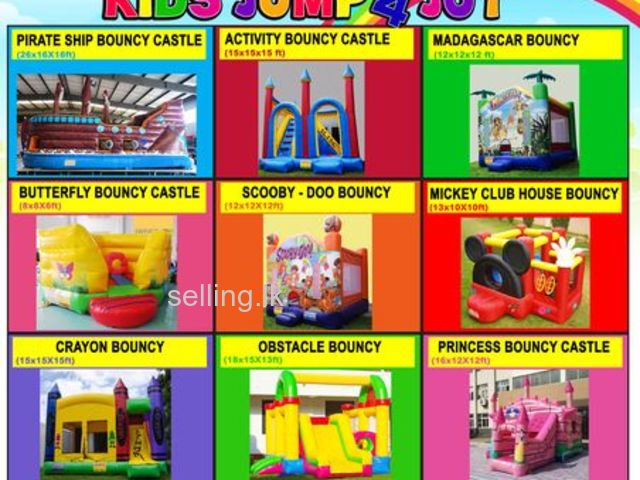 Kids Party Planing Party Equipment Hire Colombo 10