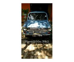 Morris 1100cc Mk2