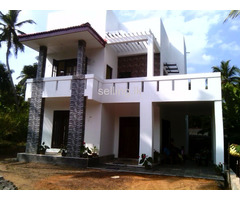 New two storeyed house for rent