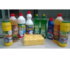 All Cleaning Chemical Suppliers