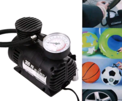 Mini Air Compressor 12v 300psi Car Bike