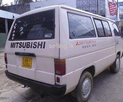 mitsubishi delica L 300 van for sale