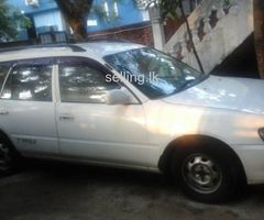 TOYOTA COROLLA DIESEL CAR FOR SALE