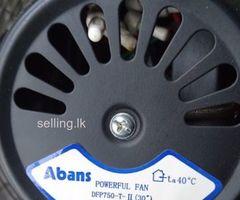 industrial fan for sale