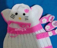 Smart Crochet Baby Dress