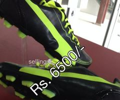 football shoes for sell
