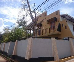 Two stored house for rent matara