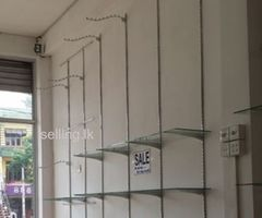 Clothing Racks , Name Board
