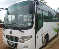 Dong Feng - A/C 32 Bus