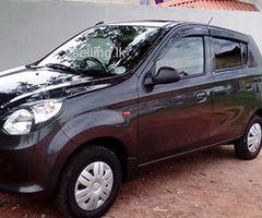Suzuki ALTO 2015 Registered (1st Owner) Car