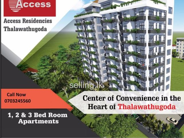 Apartment for Sale at Thalawatugoda