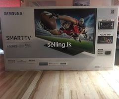 "Samsung 55"" Smart 4K TV UN55KU6290 UHD Motion Rate 120 LED HDTV"