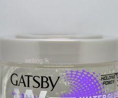 Gatsby Hair Gel -Holding power level 2