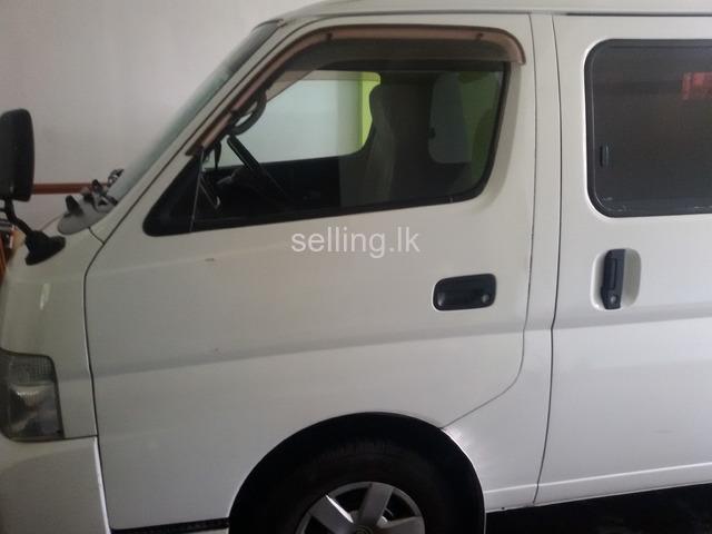 Nissan e25 van for sale