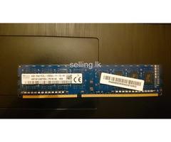 INTERNAL HARD DISK & DDR 3 DESKTOP RAM