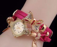 Butterfly Bracelet Lovely Wedding Watches