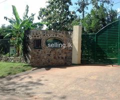 Land for Sale in Tangalla