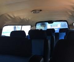 Nissan caravan homy