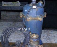 "Water Pump Motor 1""1/2"