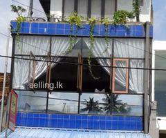 House with Business Place for Sale (අංග සම්පූර්ණ නිවස සහ කඩ කාමරය විකිණීමට)