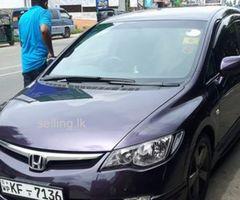 Honda civic FD4