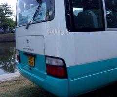AC A/C bus for hire