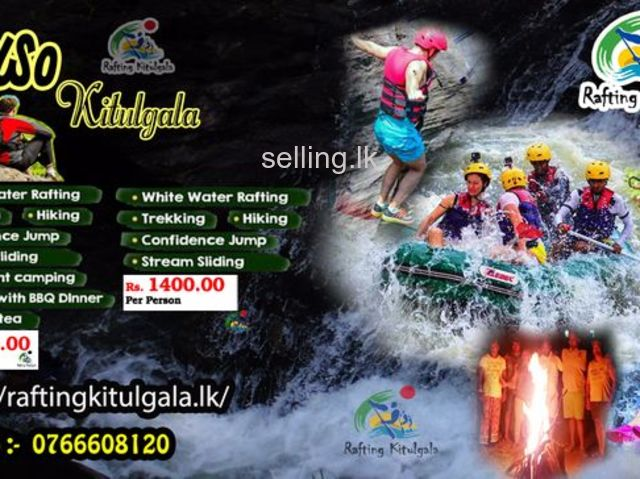 Rafting Kitulgala
