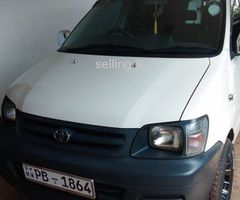 Toyota van for Sale