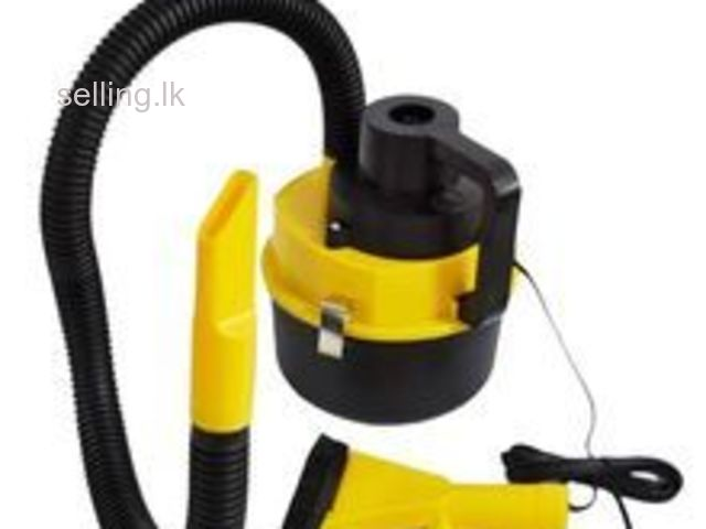 Car Vacumm Cleaner