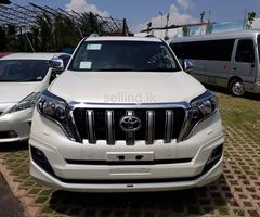 Toyota Landcruser prado for sale