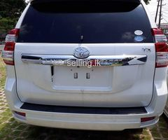 Toyota Landcruser prado for sale
