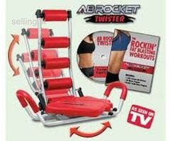 AB Rocket Twister Abdominal Trainer